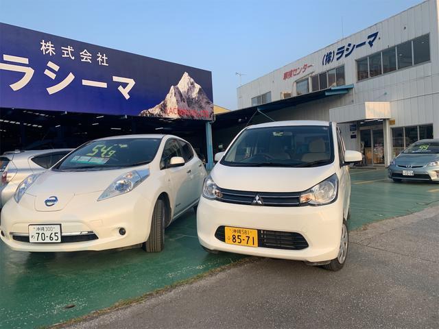 沖縄の中古車 三菱 eKワゴン 車両価格 14.9万円 リ済込 2013(平成25)年 20.6万km ホワイト