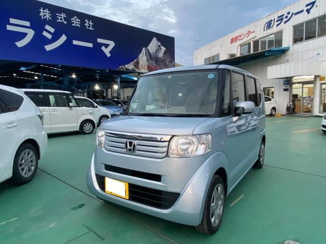 沖縄県の中古車ならN-BOX+ 車いす移動車