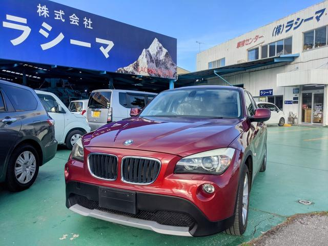 沖縄県の中古車ならX1 sDrive 18i
