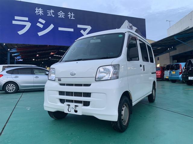 沖縄県の中古車ならハイゼットカーゴ DX 4WD