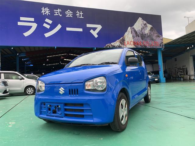 沖縄県中頭郡西原町の中古車ならアルト L レーダーブレーキサポート