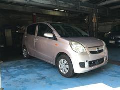 沖縄の中古車 ダイハツ ミラ 車両価格 15万円 リ済別 平成19年 12.9万K ピンク