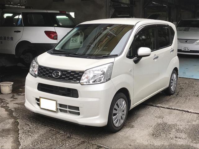 沖縄の中古車 ダイハツ ムーヴ 車両価格 79万円 リ済込 平成28年 1.6万km パールホワイト