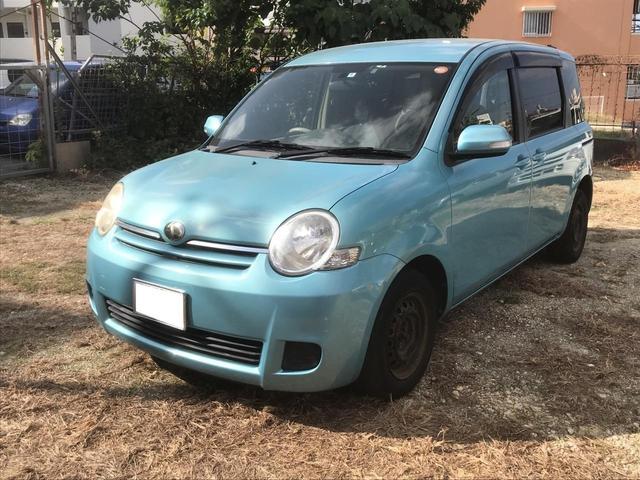 沖縄県の中古車ならシエンタ キーレス CD 両側スライドドア ドライブレコーダー付