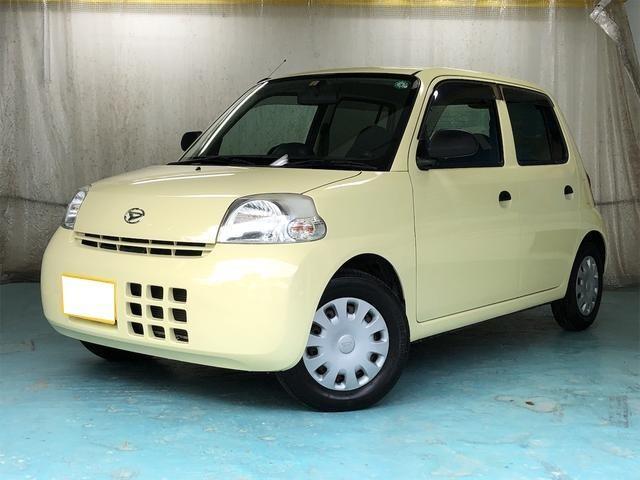 沖縄の中古車 ダイハツ エッセ 車両価格 26万円 リ済別 2011(平成23)年 4.8万km クリーム