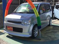 沖縄の中古車 日産 オッティ 車両価格 43万円 リ済込 平成19年 6.9万K シルバー