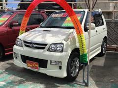 沖縄の中古車 ダイハツ テリオスキッド 車両価格 69万円 リ済込 平成23年 9.0万K パールホワイト