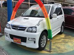 沖縄の中古車 ダイハツ テリオスキッド 車両価格 49万円 リ済込 平成20年 7.6万K ホワイト