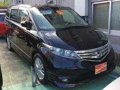 沖縄の中古車 ホンダ エリシオン 車両価格 89万円 リ済別 平成21年 10.0万K ブラック