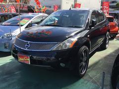 沖縄の中古車 日産 ムラーノ 車両価格 98万円 リ済込 平成19年 9.7万K ブラック