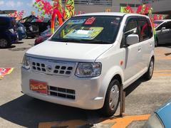 沖縄の中古車 日産 オッティ 車両価格 48万円 リ済別 平成25年 9.1万K パールホワイト