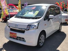 沖縄の中古車 ダイハツ ムーヴ 車両価格 59万円 リ済別 平成25年 8.8万K ホワイト
