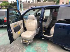 オッティ福祉車両 助手席電動リフトアップシート 左パワースライドドア