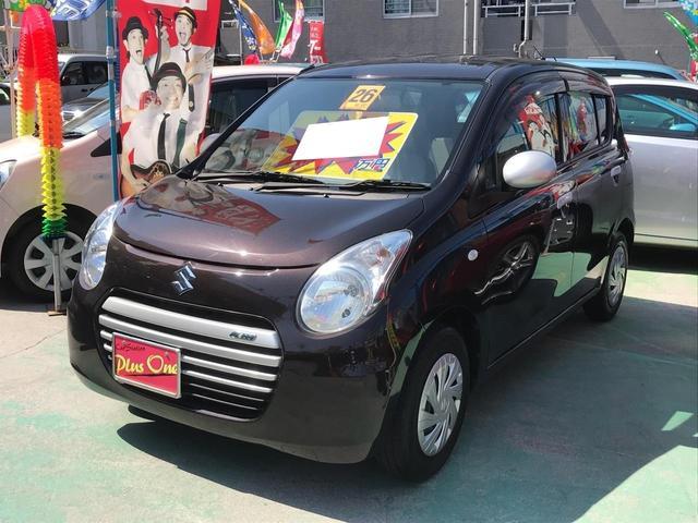 沖縄県の中古車ならアルトエコ ECO-S キーレス ナビTV ETC アイドリングストップ