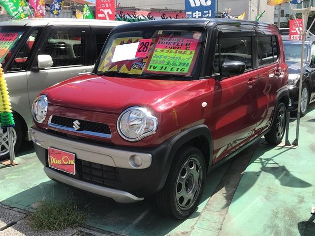 沖縄県の中古車ならハスラー G ナビTV レーダーブレーキサポート Sエネチャージ