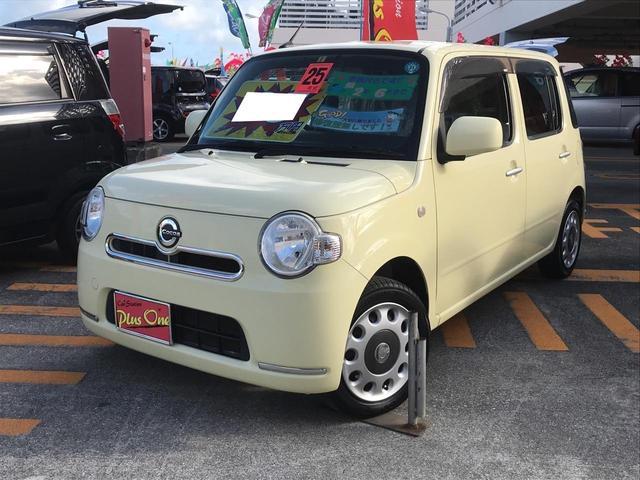 沖縄県の中古車ならミラココア ココアX スマートキー ベンチシート アイドリングストップ