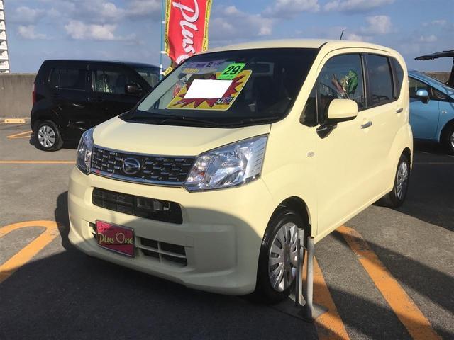 沖縄の中古車 ダイハツ ムーヴ 車両価格 79万円 リ済別 2017(平成29)年 6.3万km ベージュ