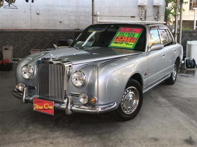 沖縄の中古車 ミツオカ ガリュー 車両価格 75万円 リ済別 1997(平成9)年 10.9万km シルバー