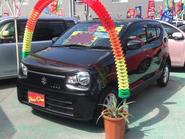 沖縄県の中古車ならアルト S エネチャージ キーレス ナビTV アイドリングストップ