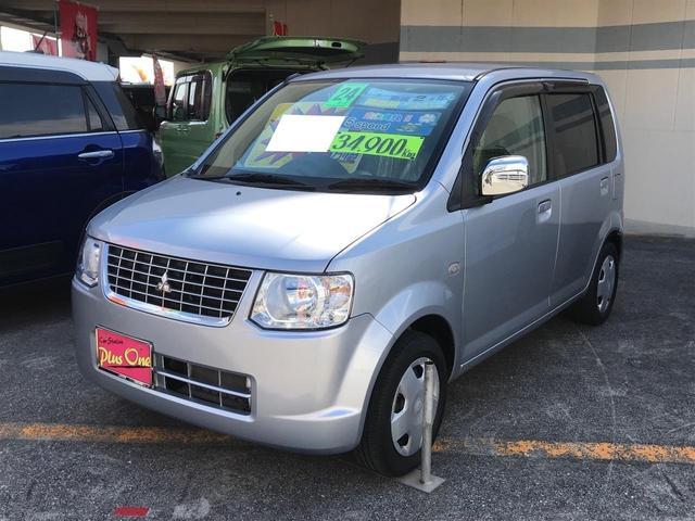 沖縄県中頭郡西原町の中古車ならeKワゴン M 5速マニュアル キーレス CD