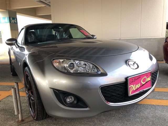 沖縄の中古車 マツダ ロードスター 車両価格 118万円 リ済別 2011(平成23)年 6.9万km グレーM