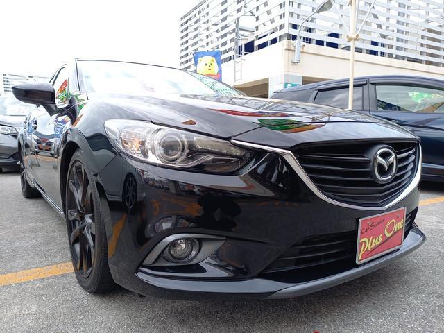 沖縄県の中古車ならアテンザワゴン XD スマートキー ナビTV Bluetooth クルーズコントロール バックモニター クリーンディーゼル ワンオーナー車