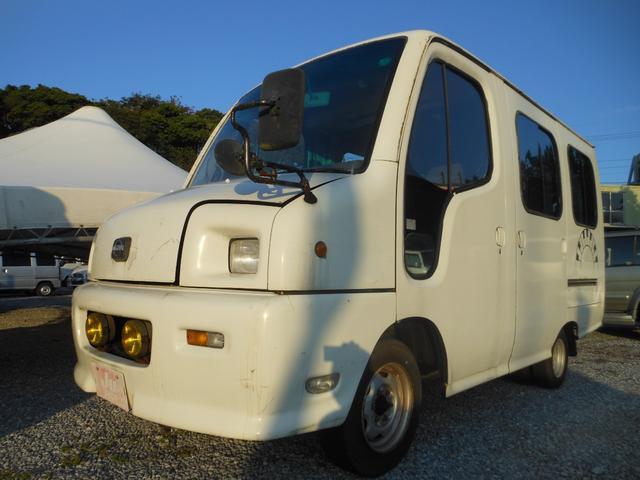 沖縄県の中古車ならアトラスロコ ディーゼル車 外装現状