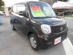 沖縄の中古車 日産 モコ 車両価格 ASK リ済込 平成25年 10.0万K ブラウン