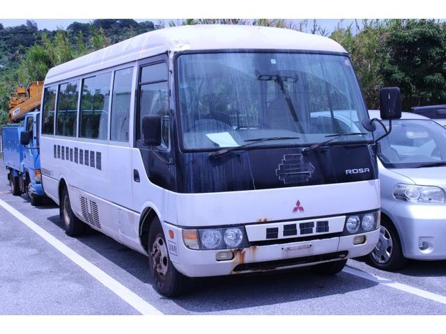 沖縄県の中古車ならローザ 部品取り現状お持ち帰り車