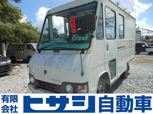 沖縄の中古車 トヨタ クイックデリバリー 車両価格 60万円 リ済込 1998(平成10)年 17.3万km ホワイト