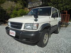 沖縄の中古車 いすゞ ビッグホーン 車両価格 39万円 リ済込 平成10年 13.3万K ホワイト