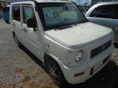 沖縄の中古車 ダイハツ ネイキッド 車両価格 18万円 リ済込 平成11年 12.8万K ホワイト