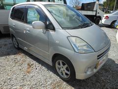 沖縄の中古車 スズキ MRワゴン 車両価格 5万円 リ済込 平成17年 13.5万K シルバー