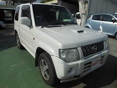 キックス4WD 外装現状車