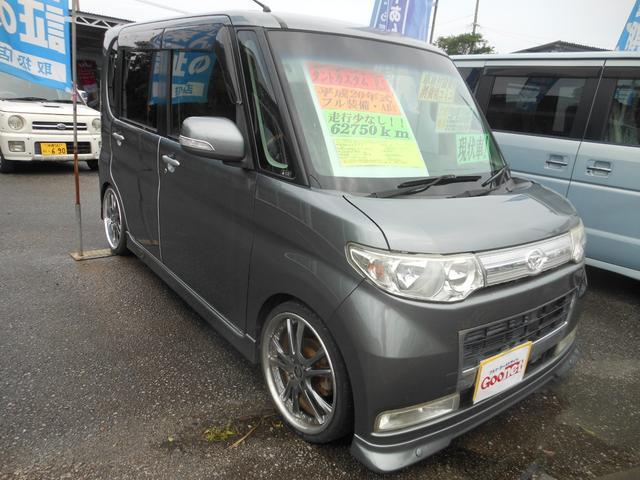 沖縄県の中古車ならタント カスタムRS 現状車