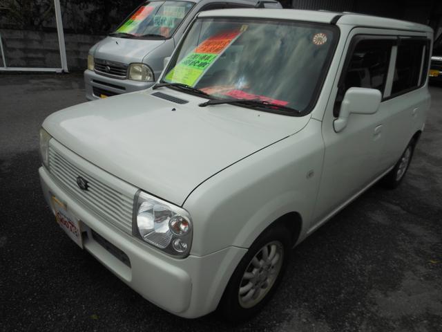 沖縄県の中古車ならアルトラパン 現状車