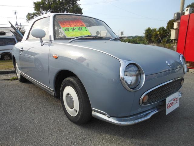 沖縄県の中古車ならフィガロ オープントップ 現状車