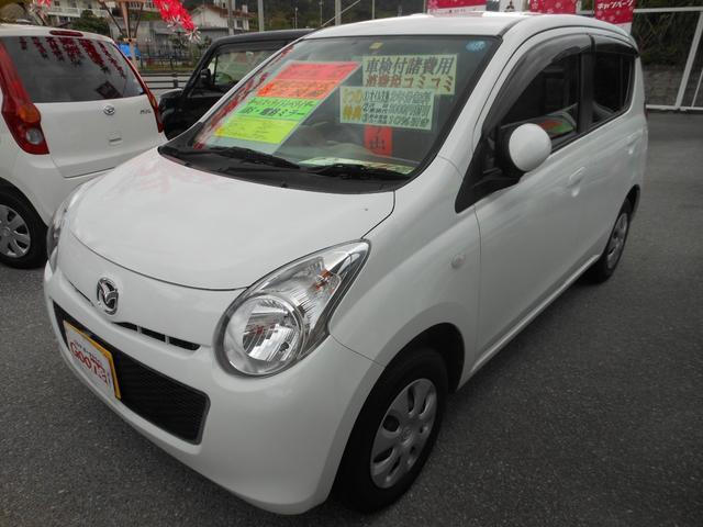 沖縄県の中古車ならキャロル GS