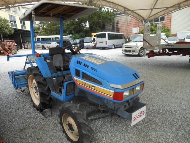 沖縄県の中古車なら日本 トラクター 現状車