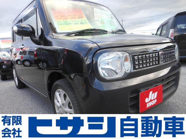 沖縄県の中古車ならアルトラパン 10thアニバーサリーリミテッド スマートキー