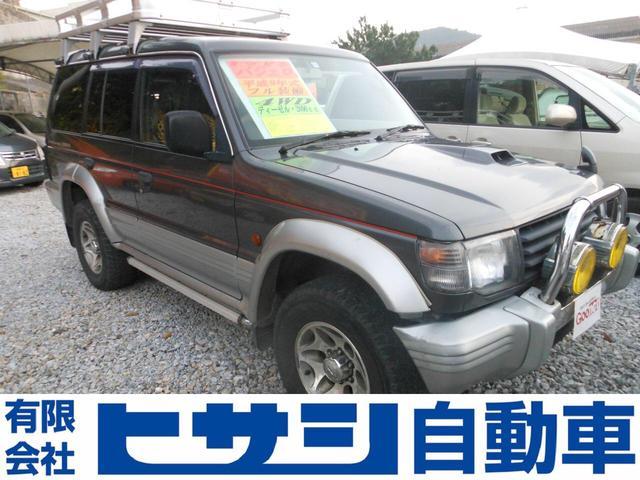 沖縄県の中古車ならパジェロ 4WD 現状車