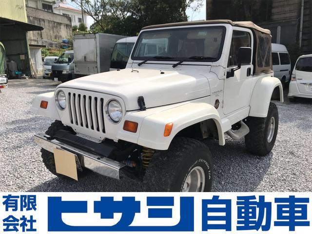 クライスラージープ ラングラー:沖縄県中古車の新着情報