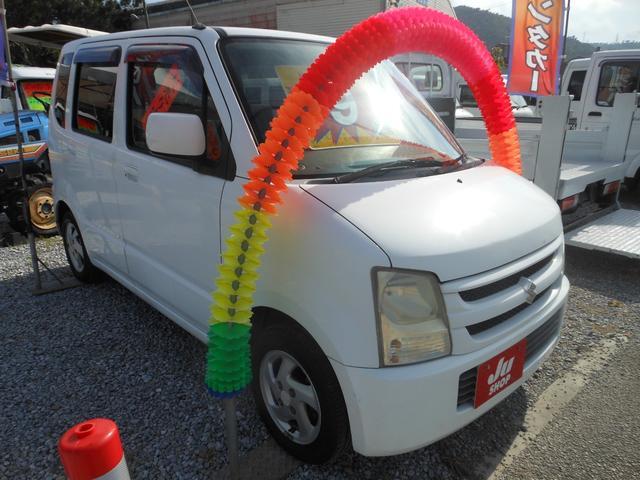 沖縄県の中古車ならワゴンR 現状車