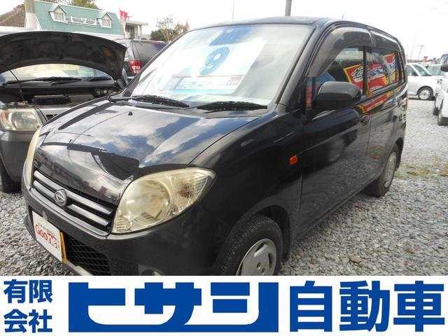 沖縄の中古車 ダイハツ MAX 車両価格 8万円 リ済込 2004(平成16)年 13.4万km ブラック