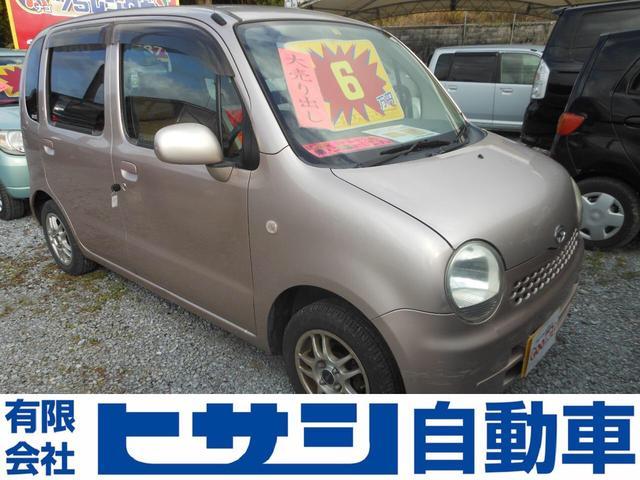 沖縄の中古車 ダイハツ ムーヴラテ 車両価格 5万円 リ済込 2005(平成17)年 9.4万km ピンク
