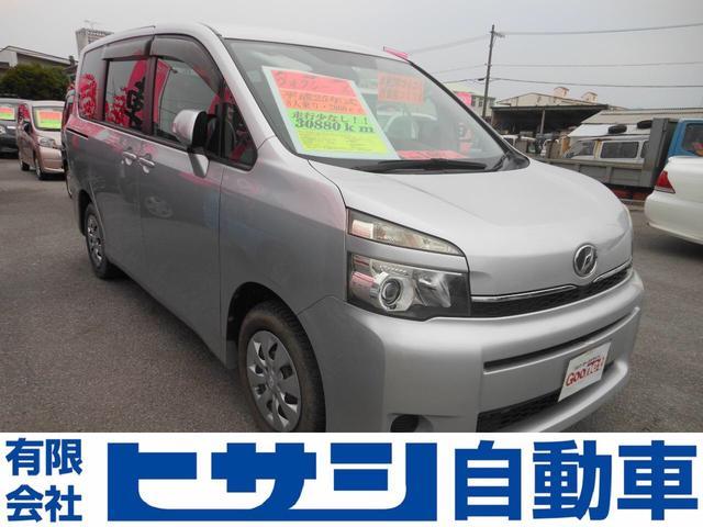 沖縄県の中古車ならヴォクシー X  8人乗り