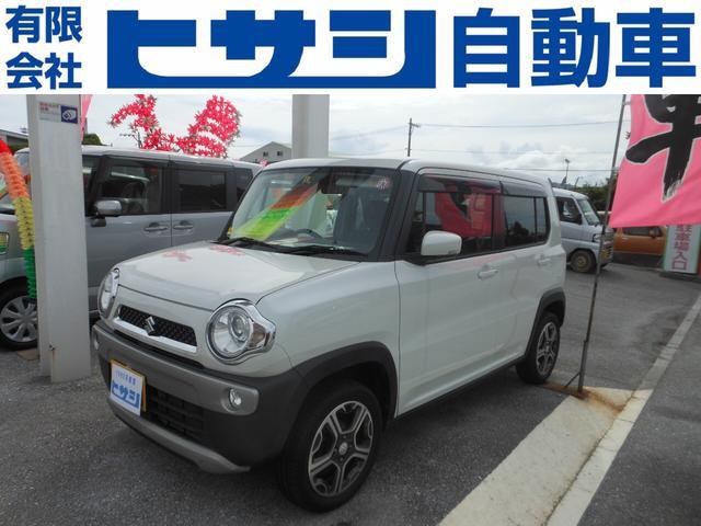 沖縄県名護市の中古車ならハスラー X S-エネチャージ
