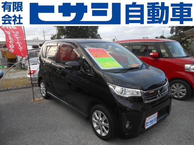 沖縄県の中古車ならeKカスタム