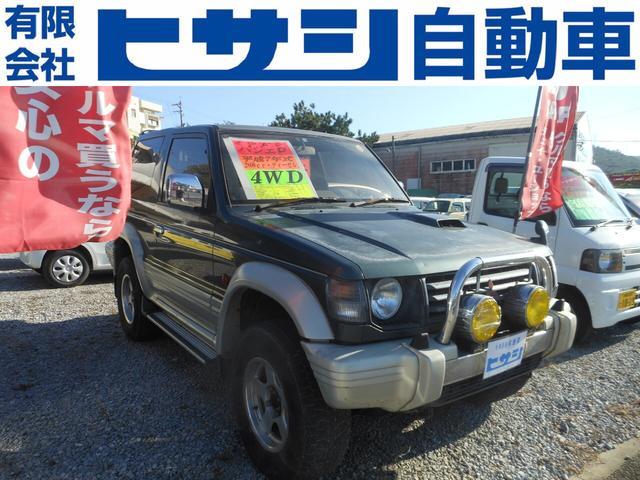沖縄県名護市の中古車ならパジェロ  2800 ディーゼル 現状車