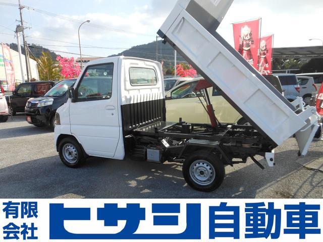 沖縄県名護市の中古車ならミニキャブトラック  ダンプ 4WD 5速